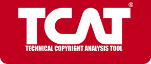 TCAT - Technical Copyright Analysis Tool